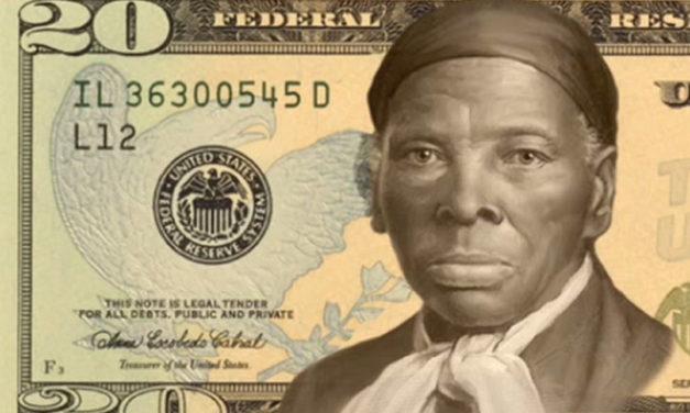 Harriet Tubman es el nuevo rostro del billete de 20 dólares