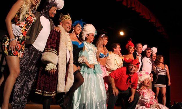 De gira en E.U. teatro infantil para adultos: La Semesienta