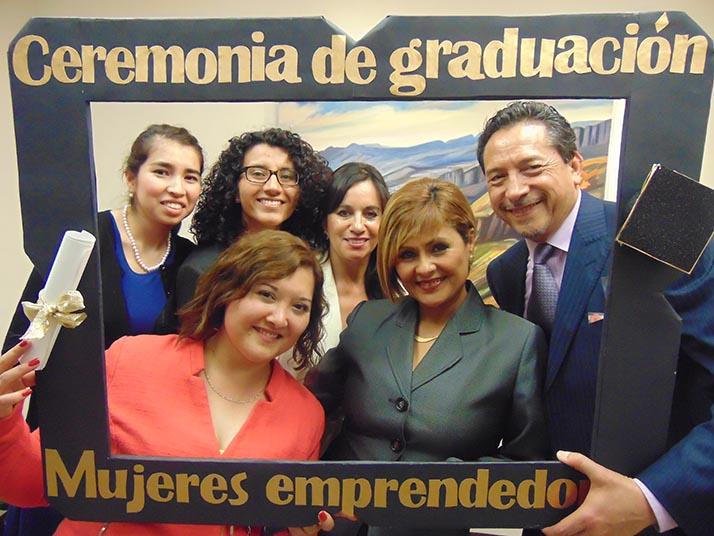 Veintiséis «Mujeres Emprendedoras» listas para iniciar su propio negocio