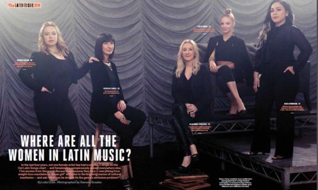 ¿Dónde están las mujeres en la música latina?