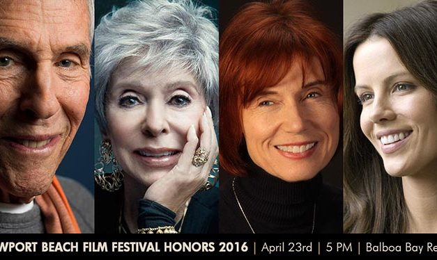 Rita Moreno será honrada en Newport Beach Film Fest