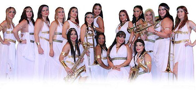 Las Chicas de Troya irrumpen en la escena latina