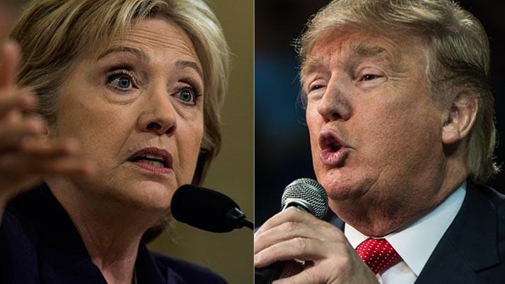 """Trump y Clinton ganan primaria de Nueva York en medio de """"irregularidades"""" electorales"""