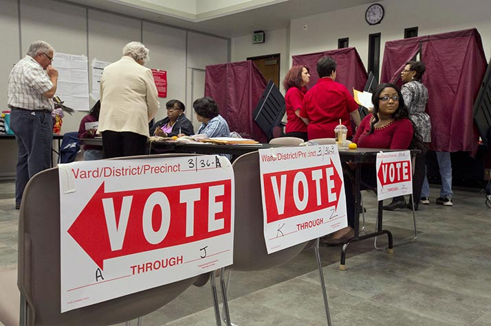 Cinco estados votan hoy en la «Primaria de Acela»: Connecticut, Delaware, Maryland, Pensilvania y Rhode Island