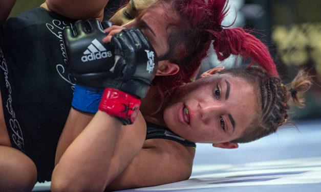 «Combate Americas» peleas de artes marciales mixtas en vivo y en Los Angeles