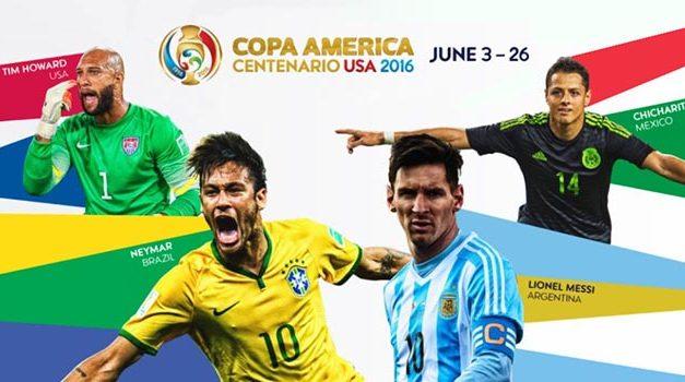 Delta Air Lines y Anheiser-Busch patrocinadores oficiales de Copa América Centenario