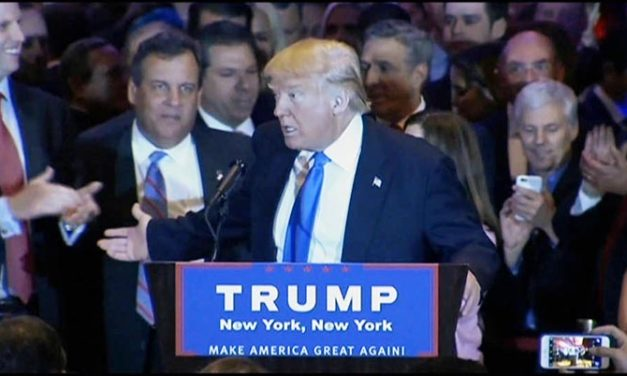 Donald Trump preside un rally hoy jueves en Orange County