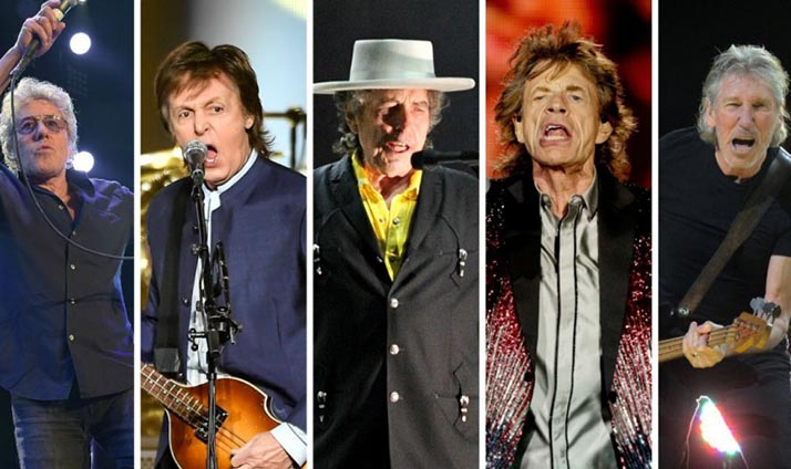 El nuevo Woodstock: Paul McCartney, Rolling Stones, the Who, Bob Dylan, Roger Waters y Neil Young al Desert Trip Fest