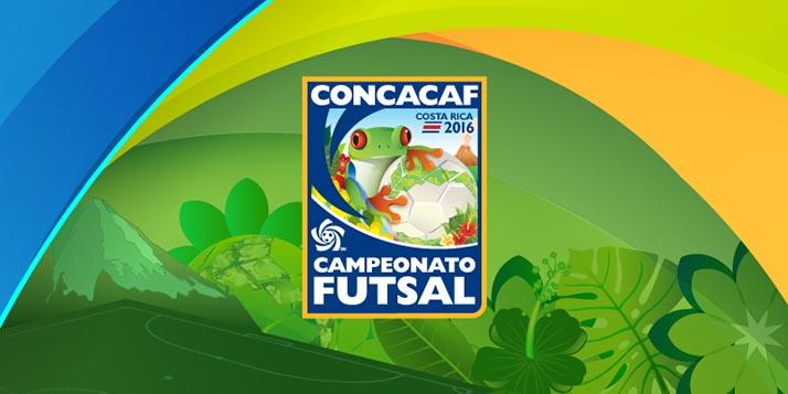Jugadores del Campeonato de Futsal CONCACAF Costa Rica 2016