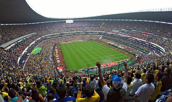 Celebración del 50 Aniversario del Estadio Azteca