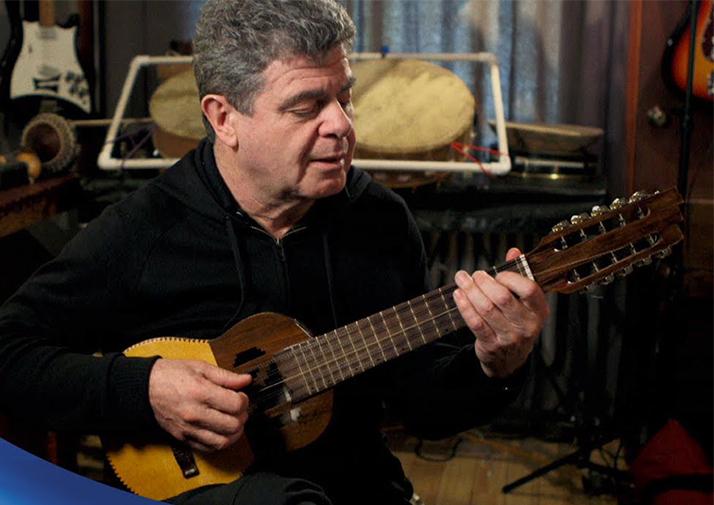 Gustavo Santaolalla cerrará el Festival Internacional de la Música Profesional 2016 en Guadalajara
