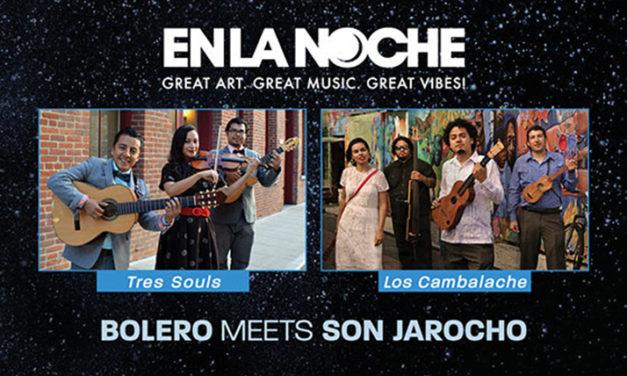 «En la noche», conciertos de verano en el MoLAA: El Bolero se une al Son Jarocho