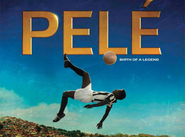 «Pelé: El nacimiento de una leyenda», la película