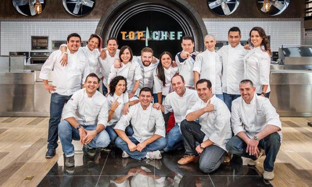 Hoy la gran final de «Top Chef México»