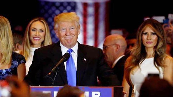 Trump prácticamente se asegura nominación con victoria en Indiana; Cruz se retira