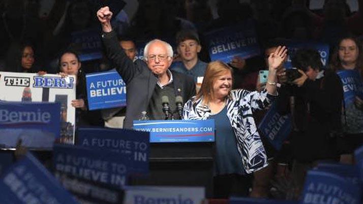 En giro sorpresivo, Bernie Sanders gana primaria de Indiana