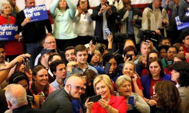 Demócratas votan hoy en Kentucky y Oregon