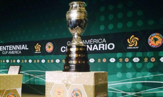 Cinco de los 10 mejores equipos del mundo jugarán La Copa América Centenario