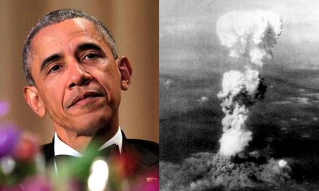 Obama será el primer presidente de E.U. en funciones que visita Hiroshima