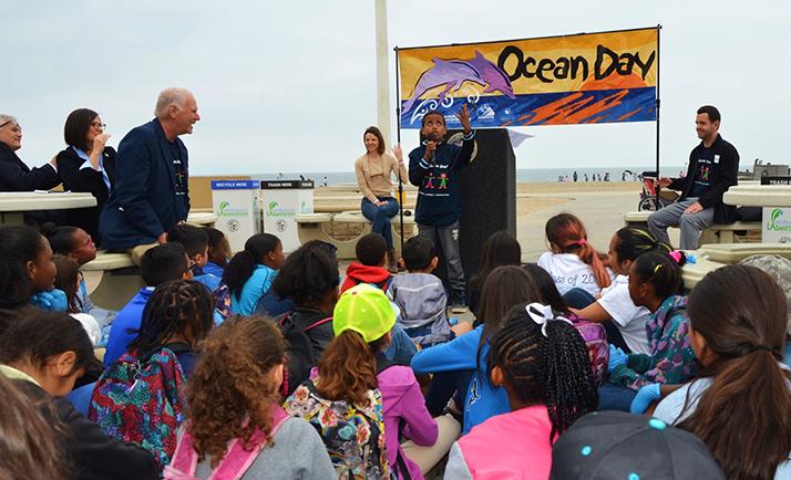 Día Infantil del Océano