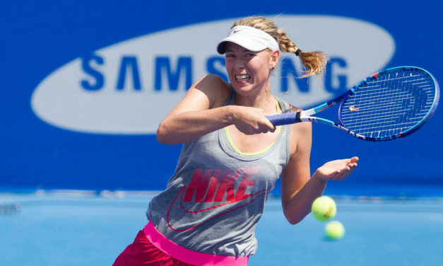 María Sharapova,en selección olímpica pese a suspensión por dopaje