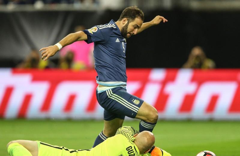 Argentina goleó a Estados Unidos 4 a 0 y está en la Final de la Copa Centenario 2016