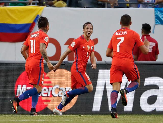 ¡Chile Finalista de la Copa América 2016!