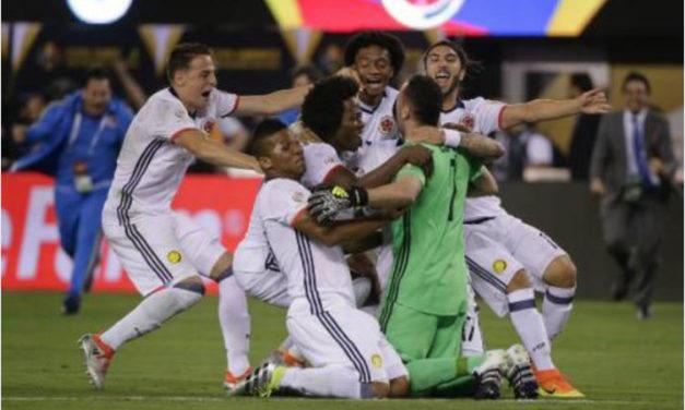 Colombia clasifica a semifinal de Copa América tras vencer 4-2 a Perú en penales