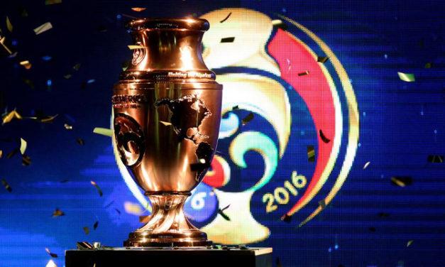 Partidos de Cuartos de Final definidos en la Histórica Copa América Centenario 2016