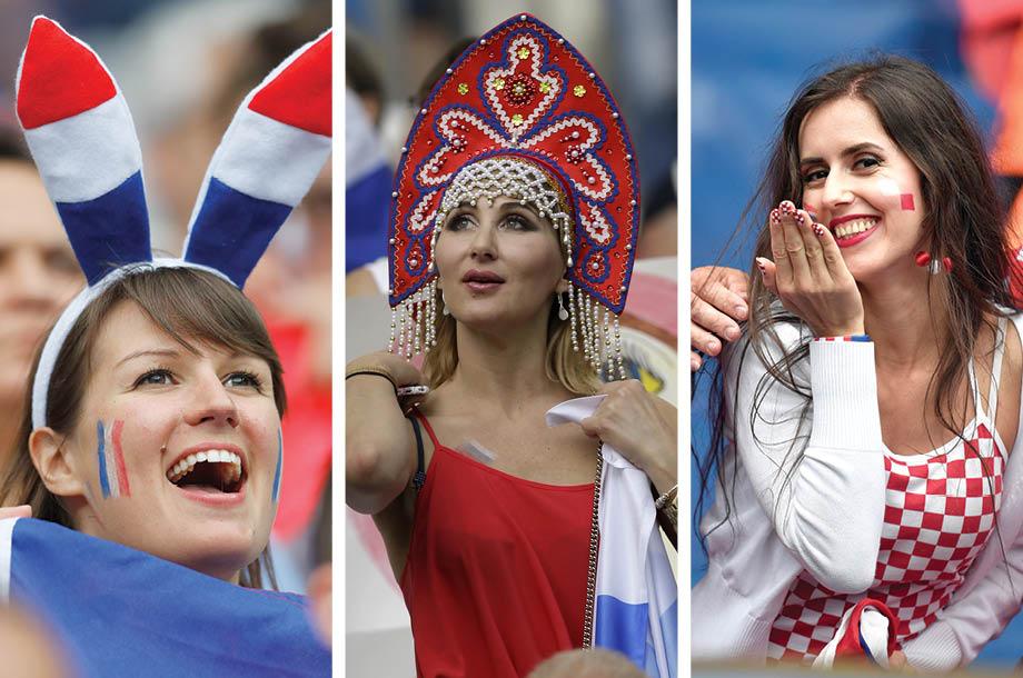 La belleza de la Euro Copa 2016