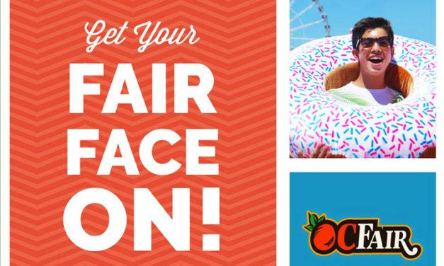 """Llegó la Feria del Condado de Orange: """"Get Your FAIR Face On!"""""""