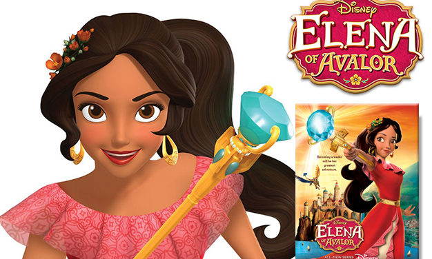 «Elena of Avalor»  July 22, Disney Channel¡