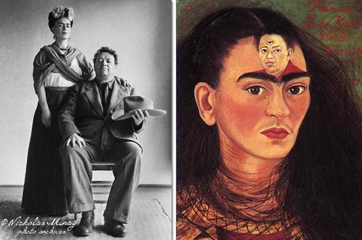 Frida y Diego un matrimonio artístico: «Murales bajo las estrellas» con Gregorio Luke