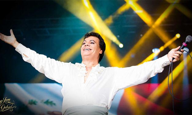 """Juan Gabriel: """"TOUR MEXXICO ES TODO"""" inicia en San Diego y Los Angeles"""