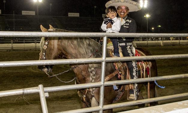 Tomás Garcilazo, Fiesta del Charro en la Feria de Orange, Costa Mesa CA.