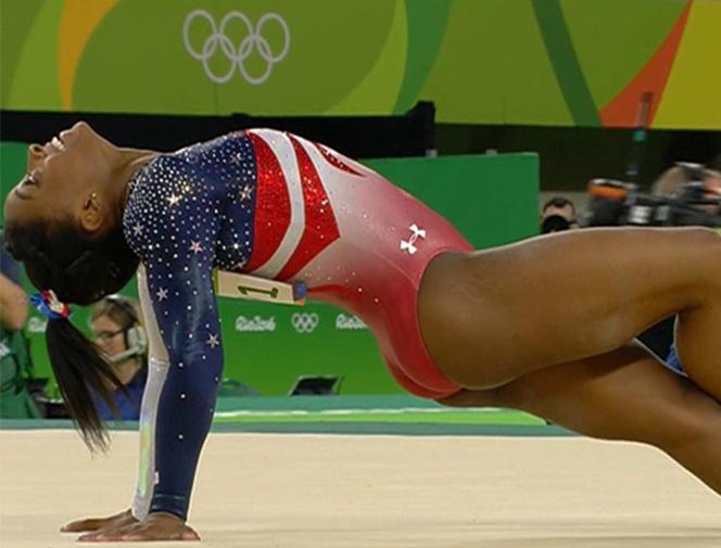 Simone 'Queen' Biles fascina en Río