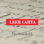 Carta al Editor de Verónica O.
