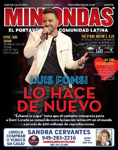 Miniondas Newspaper Edición Febrero 2018