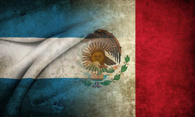 MEXICO Y ARGENTINA RE-LANZAN RELACION BILATERAL