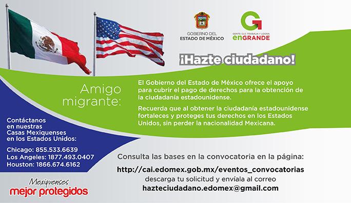 """""""Hazte Ciudadano"""" un programa que te ayuda!"""
