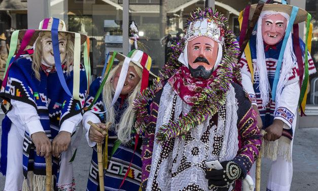 «Club Mezeta Purepecha» Presente En Las Fiestas Patrias