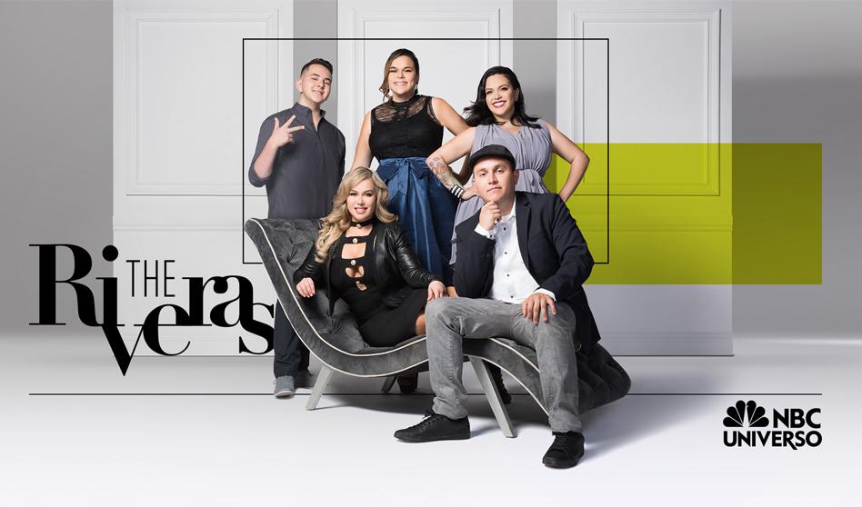 Los Rivera En La Pantalla De NBC Universo Este Octubre