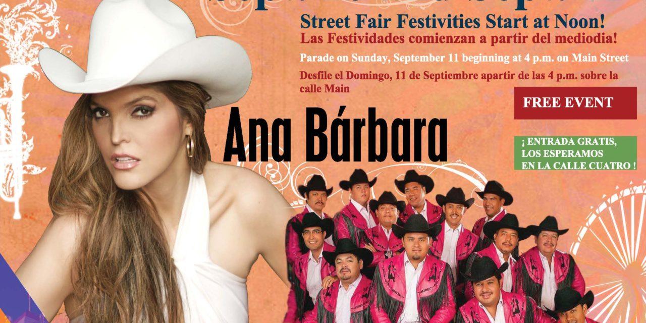 38o Festival Anual de Fiestas Patrias y Desfile