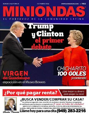 Miniondas Newspaper Edición Octubre 2016