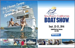 The Southern California In-Water Boat Show Sep 22-25