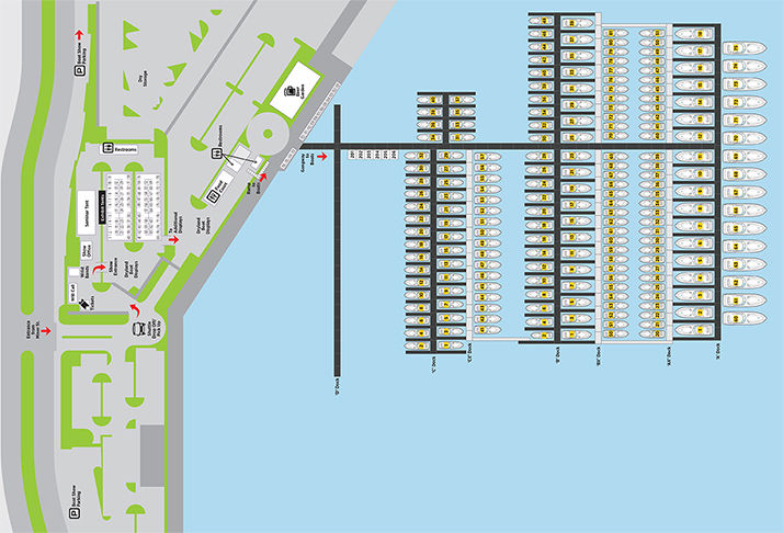 Cabrillo Boat Show map overall detailed copy