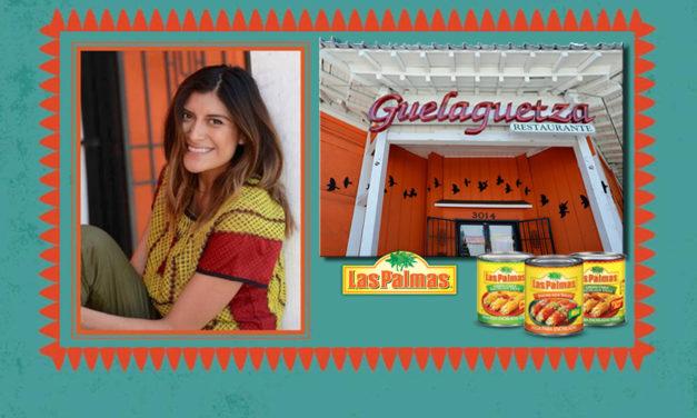 """""""Restaurante Guelaguetza"""" comparte la mesa con la salsa """"las palmas"""""""