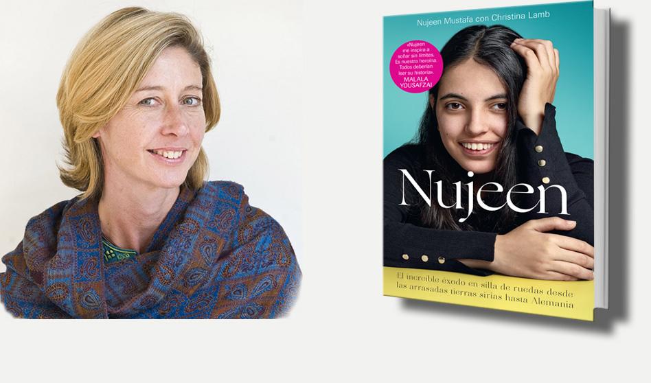 increíble crónica de una adolescente siria buscando una nueva vida -Nujeen-