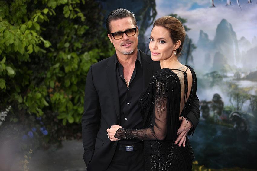 Angelina Jolie y Brad Pitt  terminan 12 años de relación