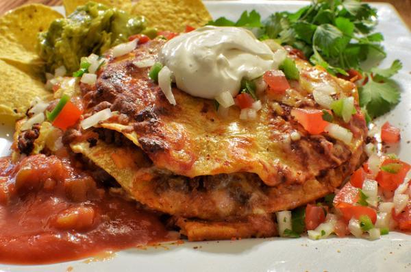 Receta de Enchiladas Catrachas
